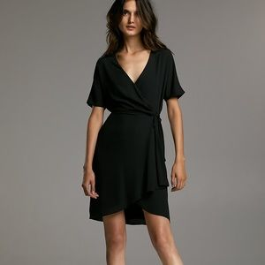Babaton Wallace Wrap Dress